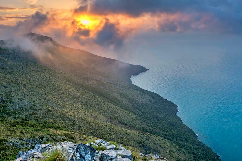 Nationalpark Cilento und Vallo di Diana