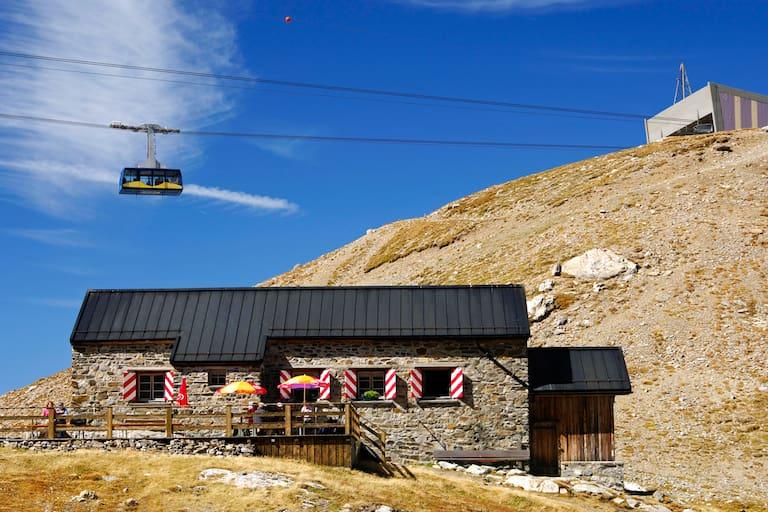 Cabane des Diablerets Schweiz