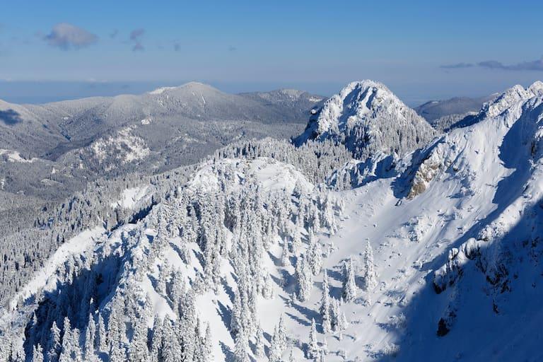 Der Tegelberg in den Ammergauer Alpen