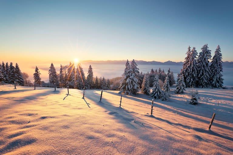 Allgäu Winter