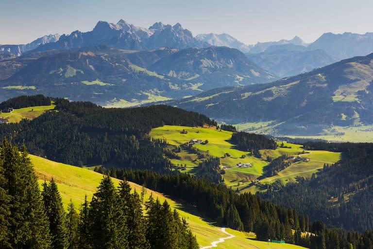 KItzbüheler Alpen, Loferer Steinberge