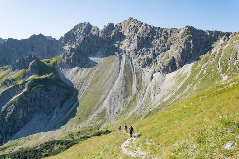 Kleinwalsertal in Vorarlberg
