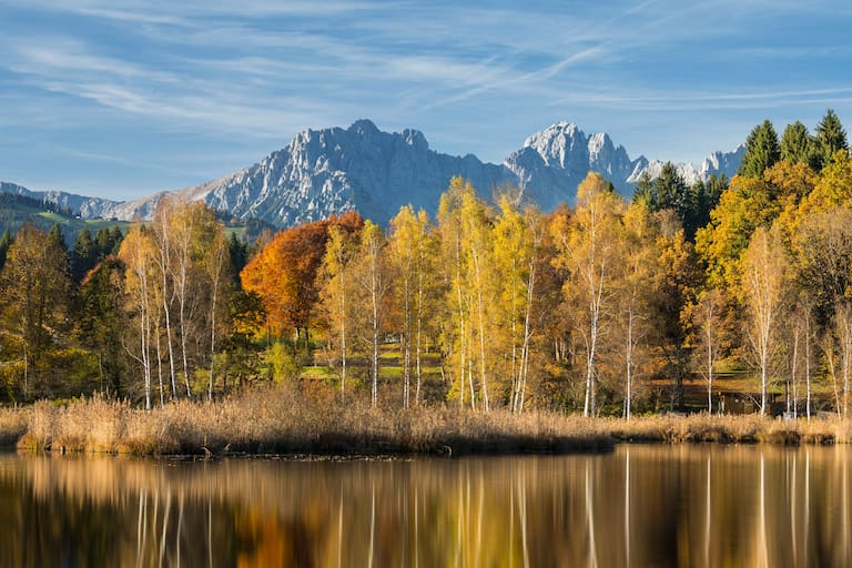 Foto: Wilder Kaiser in Tirol