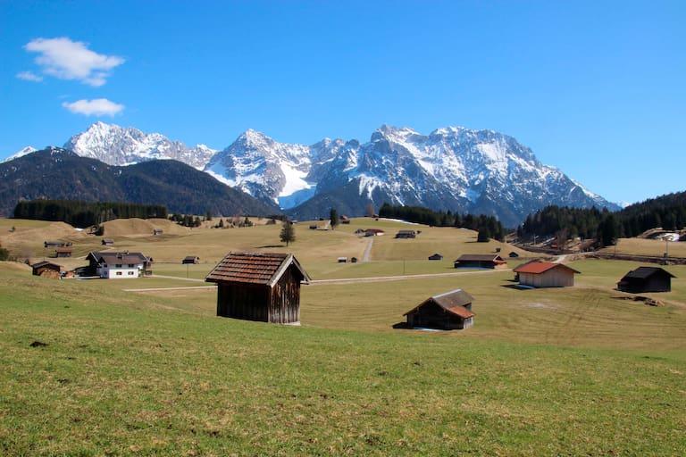 Mittenwald, Bayern