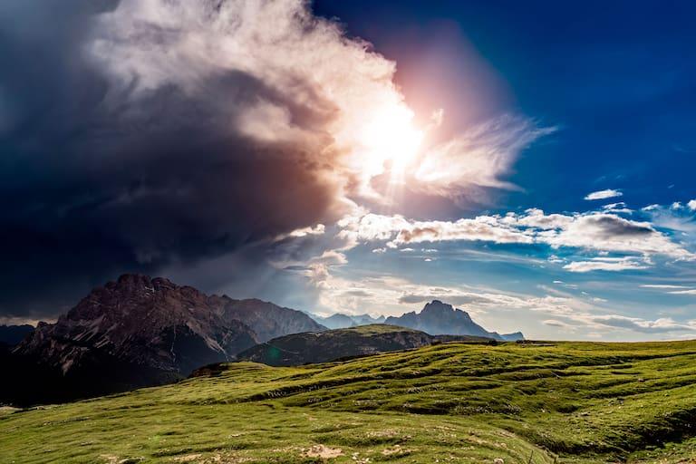 Tre Cime, Dolomiten