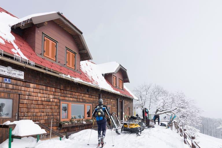Traisnerhütte in Niederösterreich