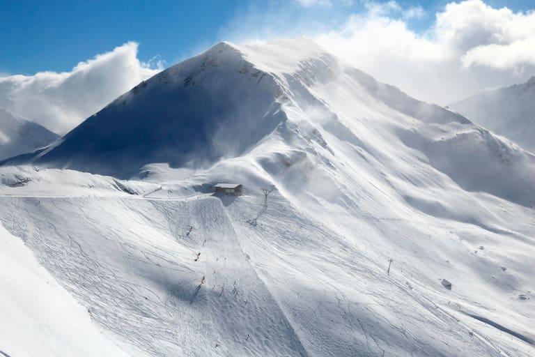 Skigebiet Gastein