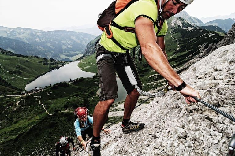 Lachenspitze Nordwand