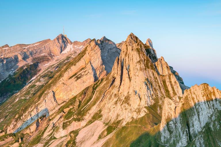 Säntis im Alpstein