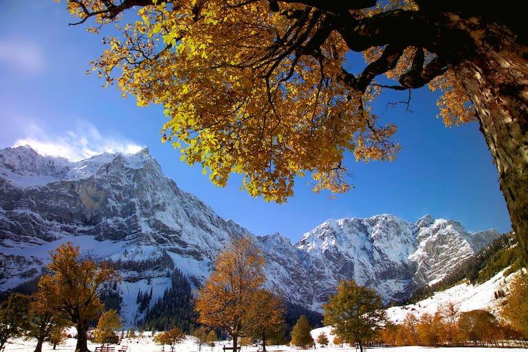 Großer Ahornboden Tirol