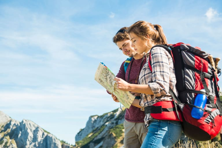 Berg-Know-How: Wanderkarten richtig lesen