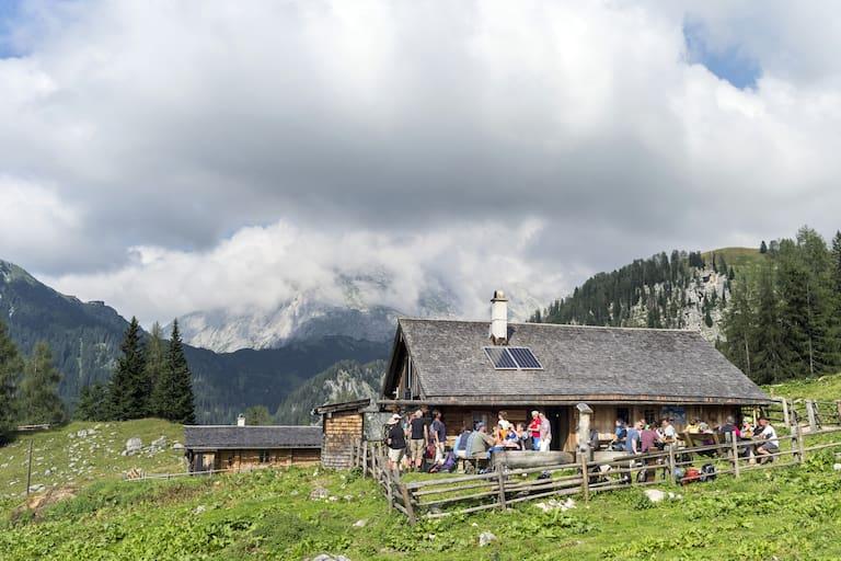 Berghütte Nationalpark Berchtesgaden