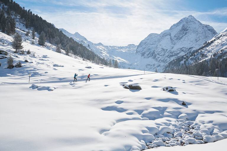 Sellraintal in Tirol