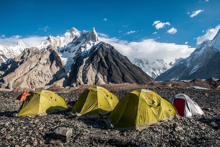 Trekking im Karakorum