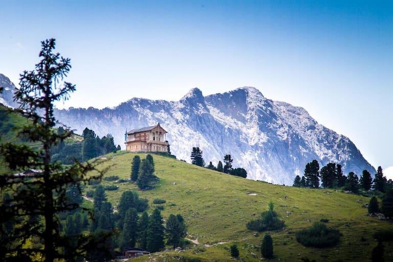 Meilerhütte über Partnachklamm und Schachen in Bayern