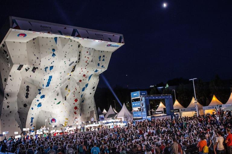 Die Kletter-WM kommt im September nach Innsbruck