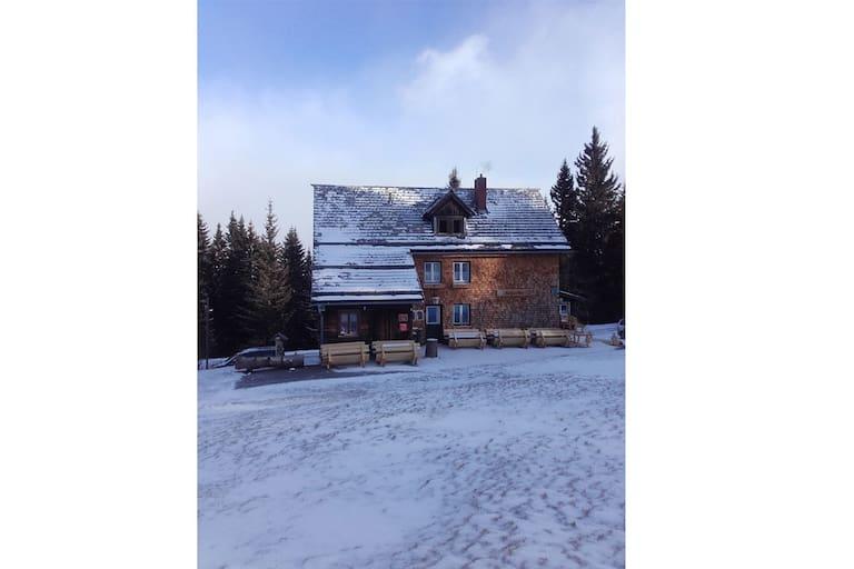 Murauer Hütte in der Steiermark