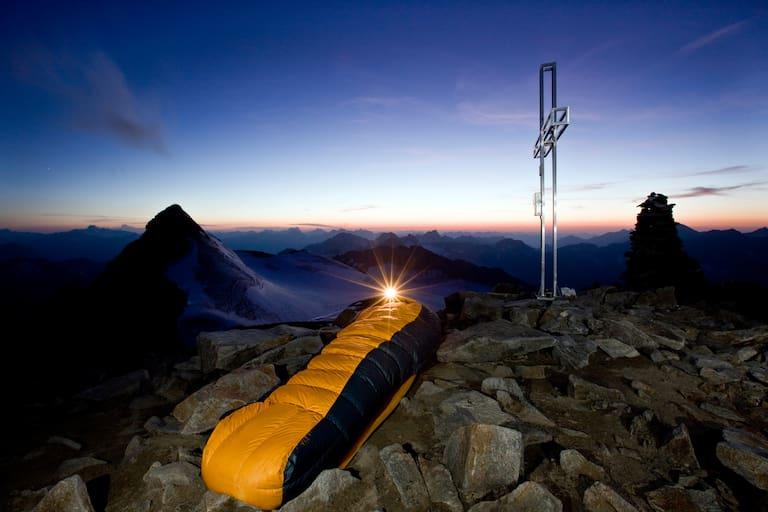 Berg-Know-How: Im Freien übernachten