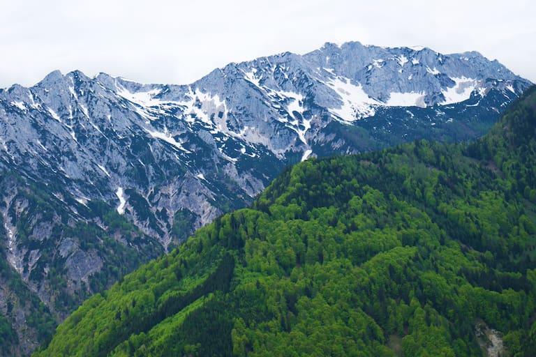 Nationalpark Kalkalpen: Sengsengebirge in den Oberösterreichischen Voralpen