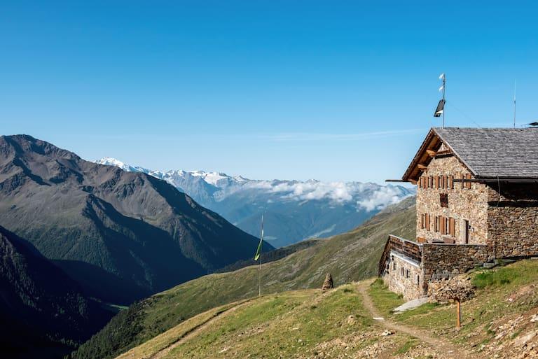Bergwelten Berghütten Online Reservieren Alpenvereine Buchungsportal