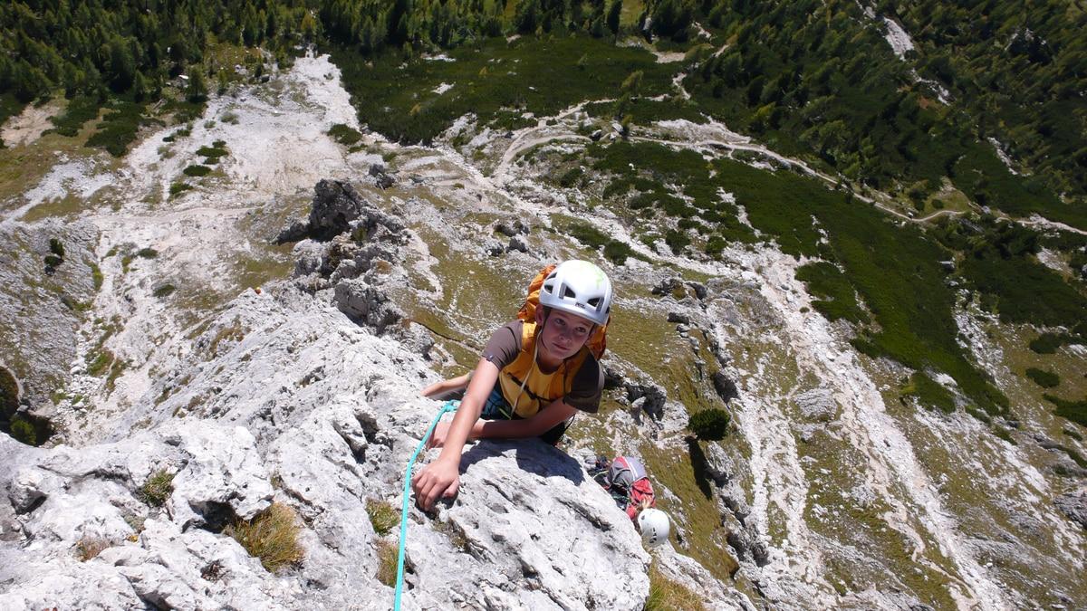Klettergurt Kinder 8 Jahren : Klettern mit kindern: 6 ausrüstungstipps bergwelten