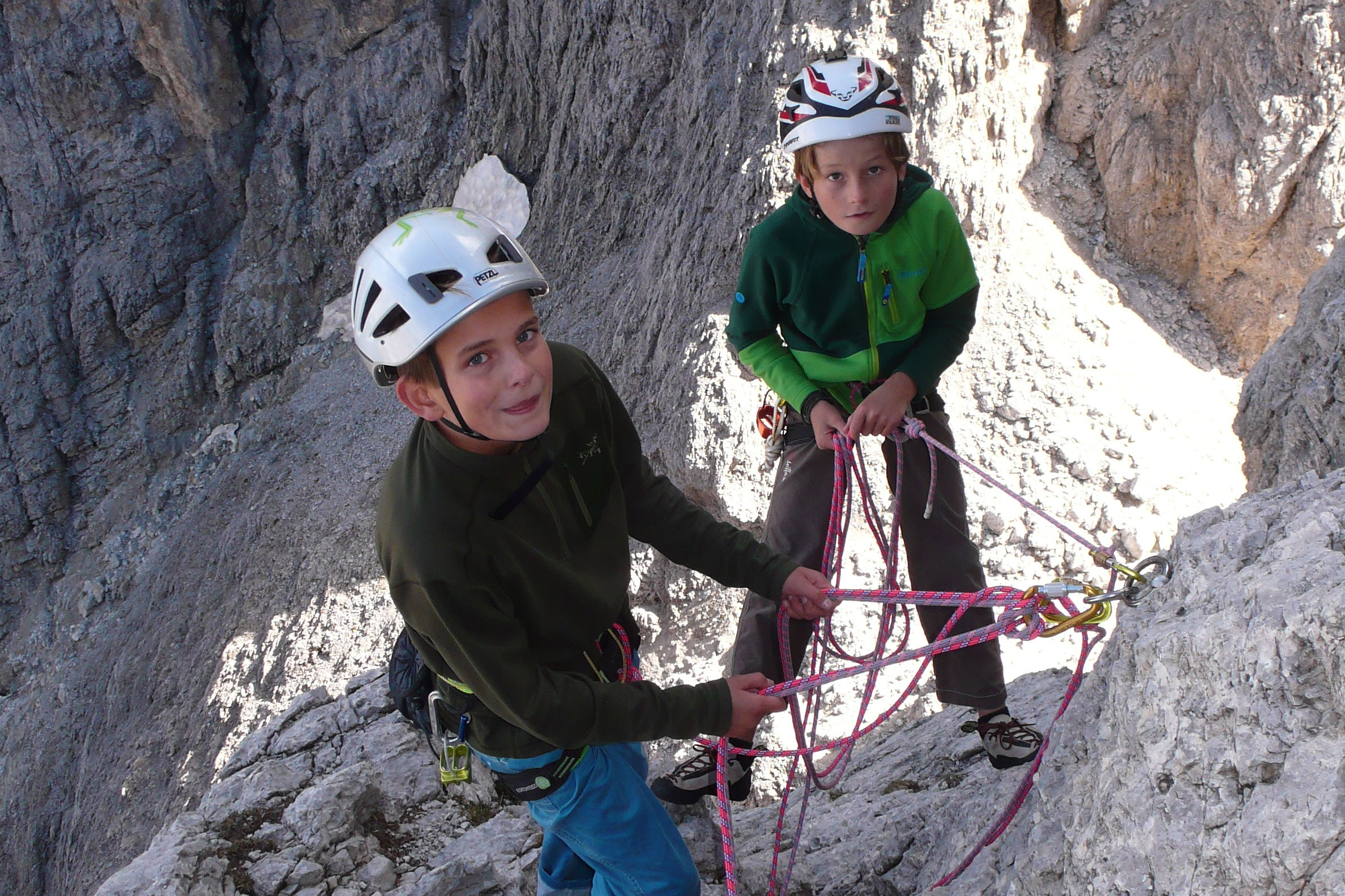 Klettergurt Kind : Klettern mit kindern ausrüstungstipps bergwelten