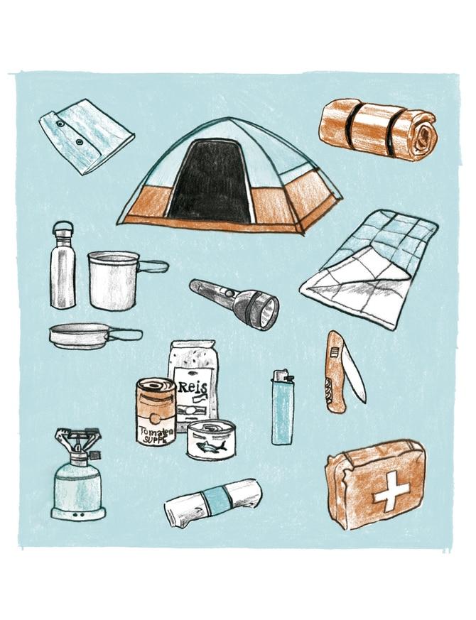 fragen und antworten wie geht campen teil 1 bergwelten. Black Bedroom Furniture Sets. Home Design Ideas