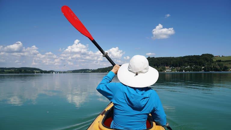 Paddeln: Oasis Sun Sombrero von Outdoor Research