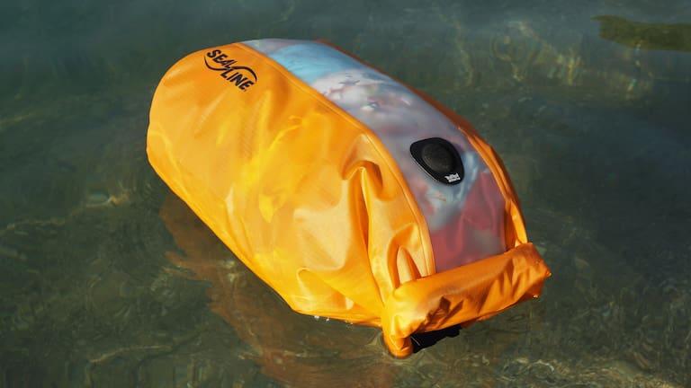 Paddeln: Bulkhead View Dry Bag von SEAL LINE