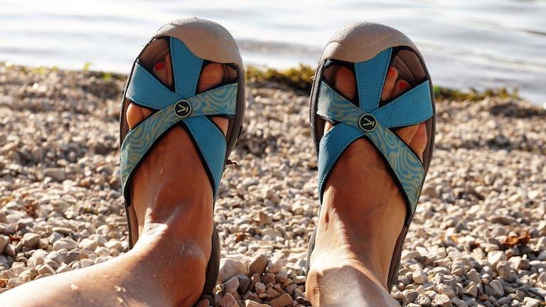 Paddeln: Bali Sandale von Keen