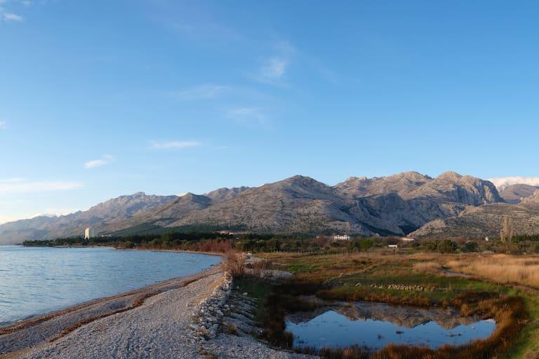 Wandern und Klettern im Paklenica Nationalpark, Kroatien