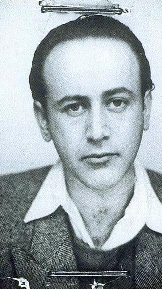 Lyriker Paul Celan