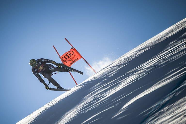 Dominik Paris am Hahnenkammrennen, Kitzbühel