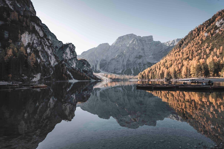 Der Pragser Wildsee