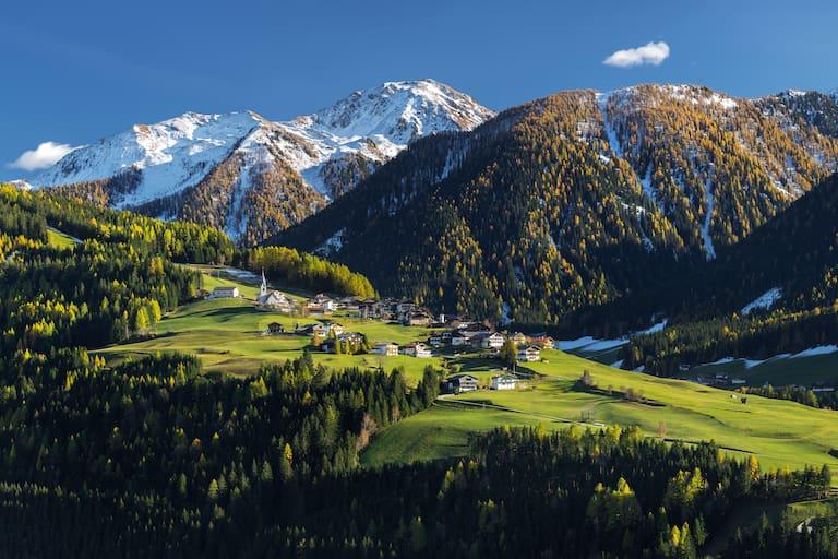 Weitwandern: Der Osttiroler Jakobsweg