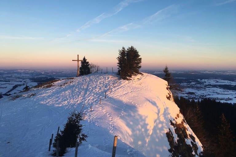 Skitour: Reuter Wanne in Bayern