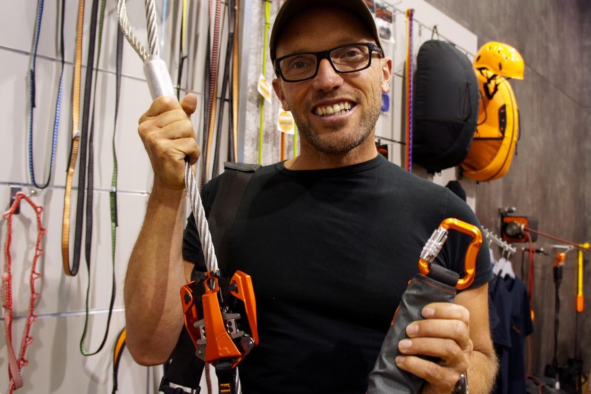 Klettersteigset Ultraleicht : Die outdoor in friedrichshafen bergwelten