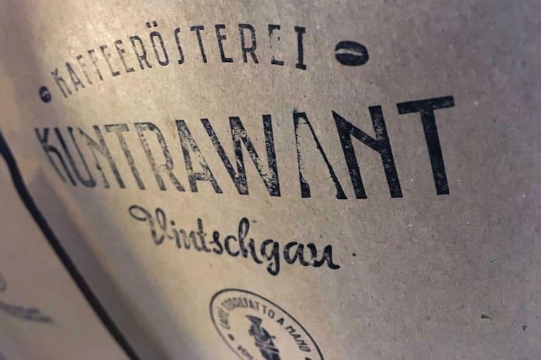 Kaffee-Rösterei Kuntrawant im Vinschgau