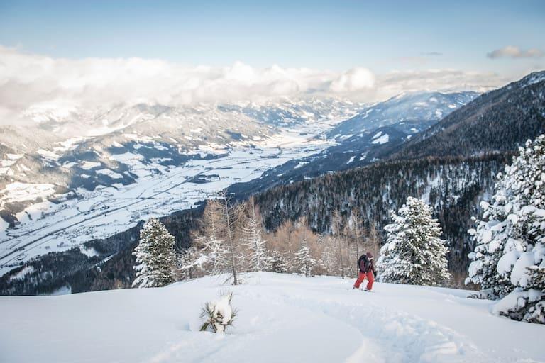Skitour: Wölzer Tauern in der Steiermark