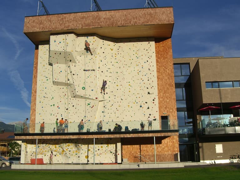 Kletterhalle Felsenfest in Saalfelden