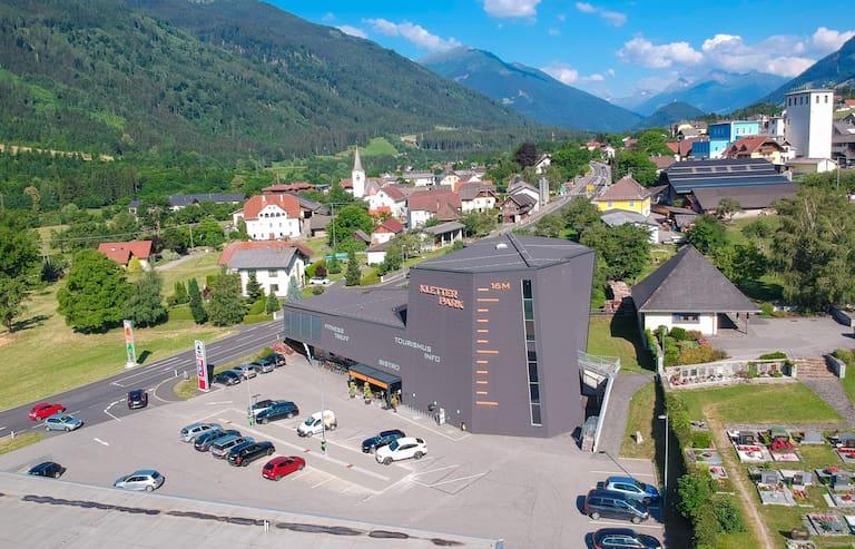 Kletterhalle Mühldorf