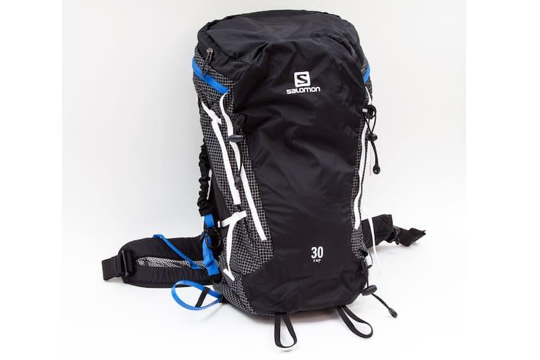 Bergsteigerrucksack: Der Salomon X Alp 30