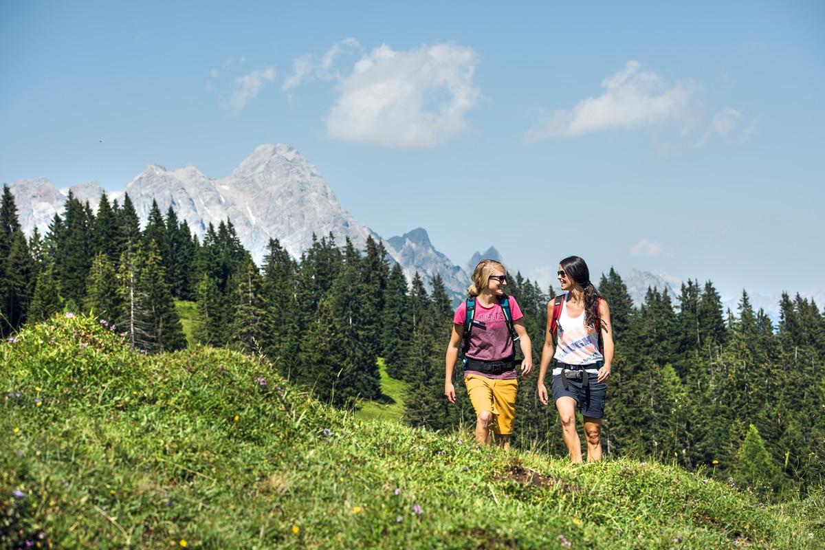 Klettersteigset Verleih Salzburg : Gewinnspiel: wochenende für 2 im salzburger hof bergwelten