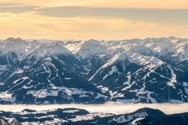 Die Schladminger Tauern bieten unzählige Skitourenberge in unberührter Natur