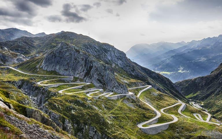 Der Gotthardpass – Pass der Pässe
