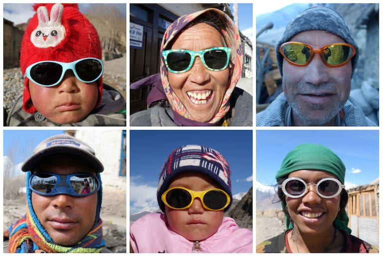 Shades of Love – The Himalayan Eyewear Project