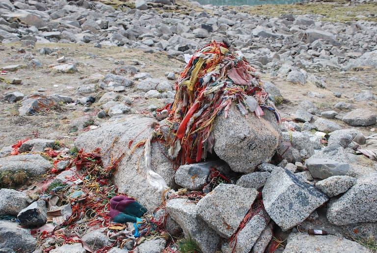 Am Shivatsal in Nepal