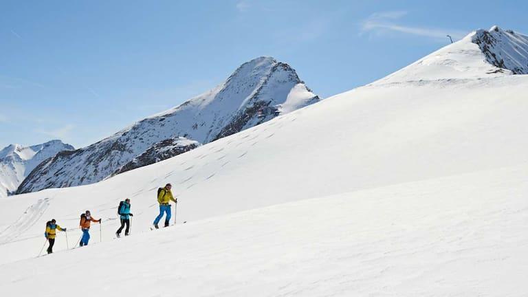 Skitouren-Opening