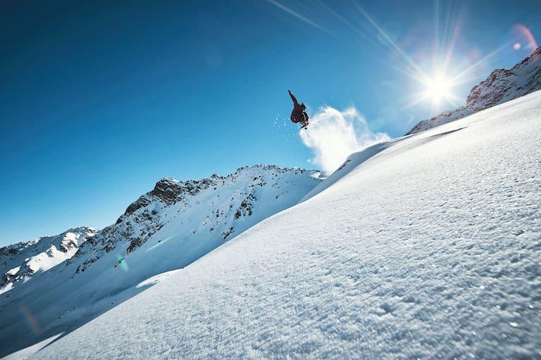 Snowboarden: vom Rebell auf der Piste zum Breitensport