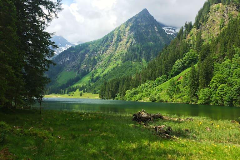 Wandern im Naturpark Sölktäler in der Steiermark: Zur Putzentalalm